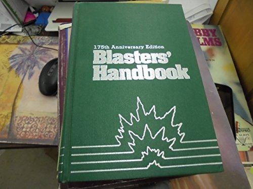 dupont blasters handbook download