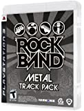 Rock Band Track Pack: Metal - PlayStation 3 Standard Edition
