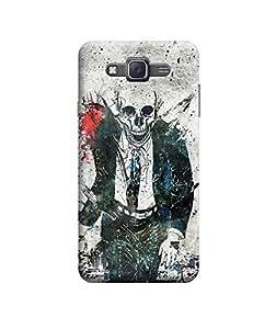 Kratos Premium Back Cover For Samsung Galaxy J5