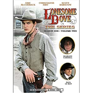 Lonesome Dove: The Series: Season 1, V.1 movie