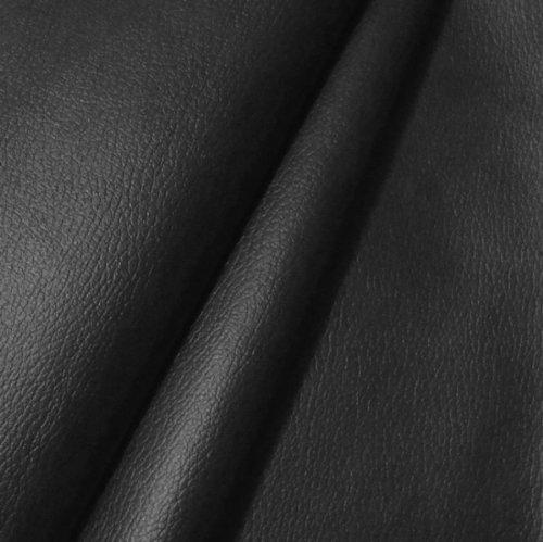 cuir-synthetique-pvc-dameublement-couleur-noir-structure-cuir-vache