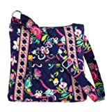 Vera Bradley (ヴェラブラッドリー) ヒップスター ショルダーバック ななめかけショルダーHipster Handbag 2012【並行輸入】 (Ribbons)