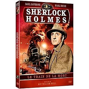 Sherlock holmes: le train de la mort