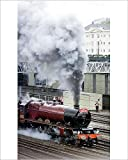 Photographic Print of Princess Elizabeth - Steam Train