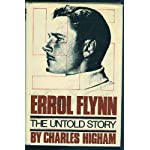 Errol Flynn-The Untold Story book cover