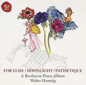 Beethoven:Piano Pieces