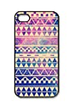 niuniushop iphone 4 case Hipstr Nebula & white Aztec Andes Tribal Pattern iphone 4s case