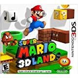 Selected Super Mario 3D Land 3DS By Nintendo