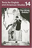 The Great Gatsby. Students' Book. (Lernmaterialien) (3140410913) by Fitzgerald, F. Scott