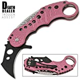 SALE AO Karambit Tactical Pocket Knife CLD01PK