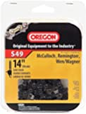 Oregon 14-Inch Semi Chisel Chain Saw Chain Fits McCulloch, Remington S49 (Discontinued by Manufacturer)