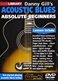 Lick Library: Acoustic Blues For Absolute Beginners [Import allemand]