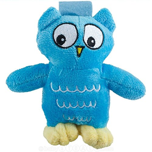 Bobo Buddy Pacifier Holder - Owl - Unisex