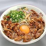 徳島 ラーメン 奥屋 2食入 ( 豚骨醤油 ・ ストレート細麺 )