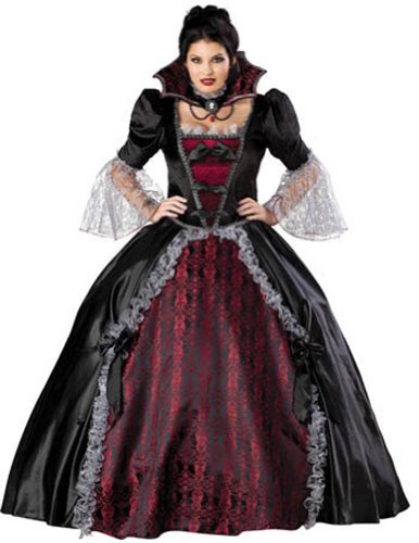 Vampiress Of Versailles Gb 2X Adult Womens Costume
