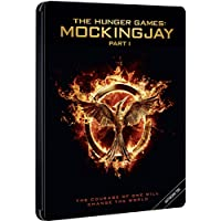 The Hunger Games: Mockingjay Part 1 Steelbook [Blu-ray] [2015]