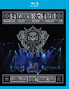 Heaven & Hell: Radio City Music Hall - Live! [Blu-ray]
