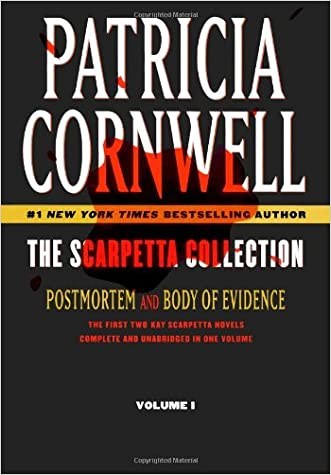 The Scarpetta Collection Volume I: Postmortem and Body of Evidence (Kay Scarpetta) written by Patricia Cornwell