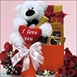 Godiva Love: Gourmet Valentine's Day Chocolate Gift Basket