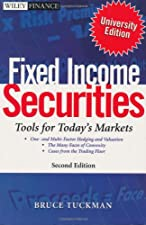 Fixed Income Securities Tools for Todays Markets by Tuckman