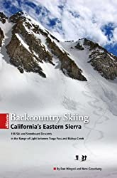 Backcountry Skiing California's Eastern Sierra