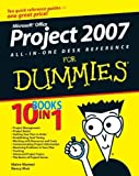 img - for Microsoft Office Project 2007 All-in-One Desk Reference For Dummies [Paperback] [2007] (Author) Elaine Marmel, Nancy C. Muir book / textbook / text book