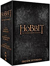 Trilogía Hobbit - Edición Extendida [DVD]