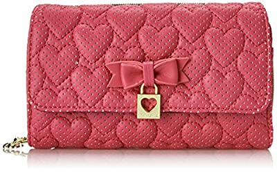 Betsey Johnson Always Be Mine On A String Wallet by Betsey Johnson Handbags
