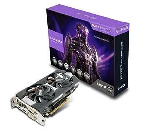 Sapphire 844339 Carte graphique AMD R9 270X 1020 MHz 2048 PCI Express