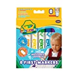 Crayola Beginnings First Markers (8 Pack)by Crayola