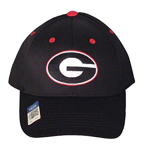 Georgia Bulldogs Cap. Black (Cap Bulldog compare prices)