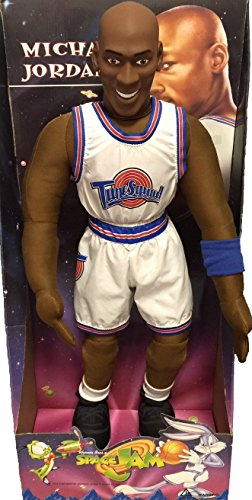 Michael Jordan 24 Inch Bendable Plush Figure