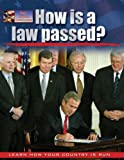 img - for How Is a Law Passed? (Your Guide to Government) book / textbook / text book