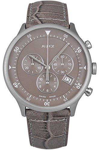 Alfex Men's Quartz Watch 5673/669Swiss Quality RRP 370EUR