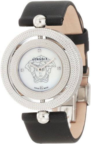 Versace Women's 79Q99SD497 S009 Eon Reversible Bezel Watch