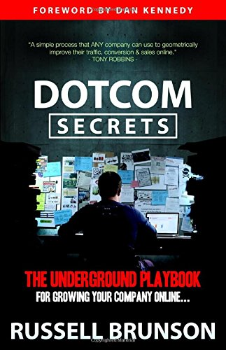 DotCom Secrets: The Underground Playbook for Growing Your Company Online (Secret Direct compare prices)