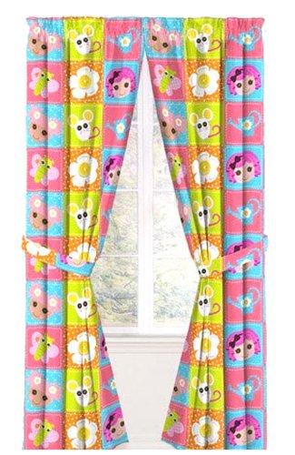 Kids Lalaloopsy Curtain Drapes - ErnestoLPospisil
