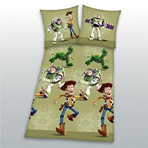Parure housse de couette toy story buzz l eclair cuisine maison - Parure de lit buzz l eclair ...
