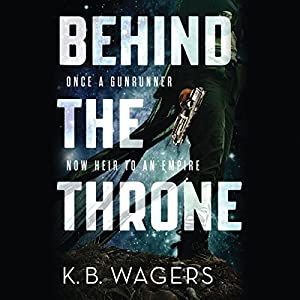 Behind the Throne Audiobook
