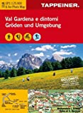 Product icon of Cartina val Gardena e dintorni. Ediz. multilingue
