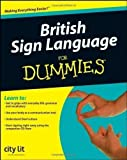 British Sign Language For Dummies by City Lit (2008) City Lit
