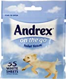 Andrex on the go Toilet Tissue