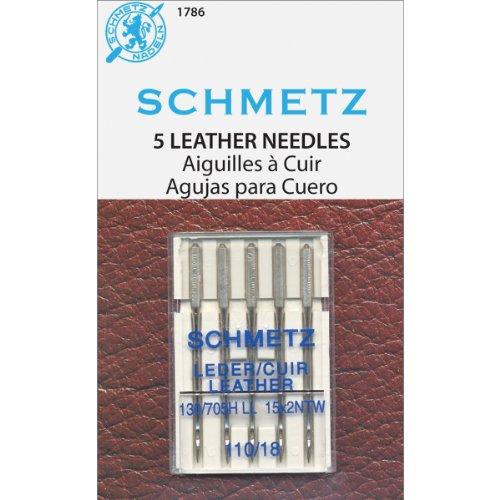 Schmetz Leather Machine Needle Size 18/110