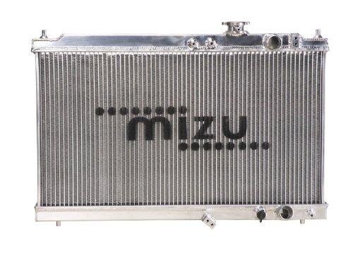 Mizu R-RHD-R33 Radiator for Nissan Skyline R33/R34 with Manual Transmission (R34 Radiator compare prices)