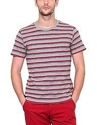 Yepme Men's Cotton T-shirt - B00O322DTC