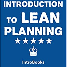 Introduction to Lean Planning Audiobook by  IntroBooks Narrated by Saethon Williams