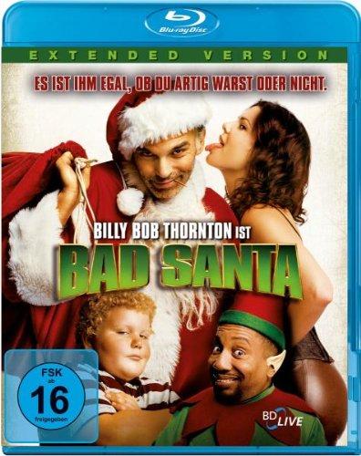Bad Santa - Extended Version [Blu-ray]