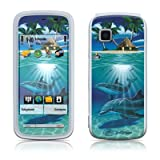 Ocean Serenity Design Protective Skin Decal Sticker for Nokia Nuron 5230 Cell Phone