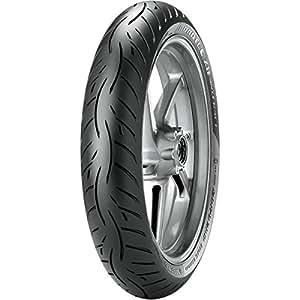 Amazon.com: Metzeler 2492300 Roadtec Z8 Front Tire - 110/80VR-19-M