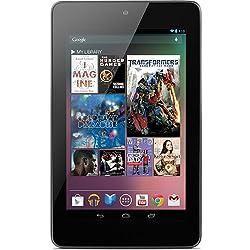 Google Nexus 7 Wi-Fi Tablet 16GB (Android 4.1 Jelly Bean) - 米国保証 - 並行輸入品